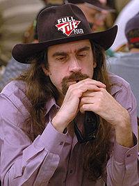 Der Pokerspieler Chris Ferguson
