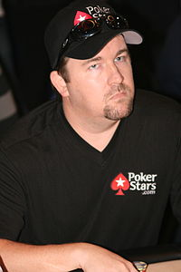 Der Pokerspieler Chris Moneymaker