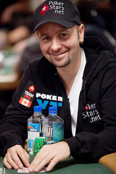 Der Pokerspieler Daniel KidPoker Negreanu
