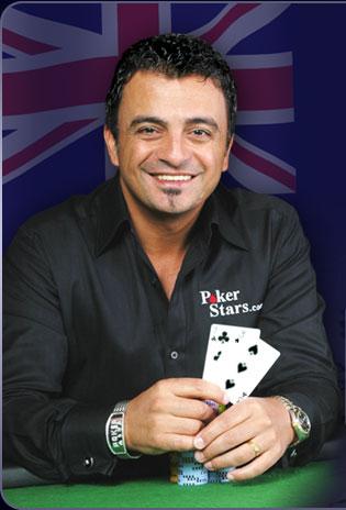 Der Pokerspieler Joe Hachem
