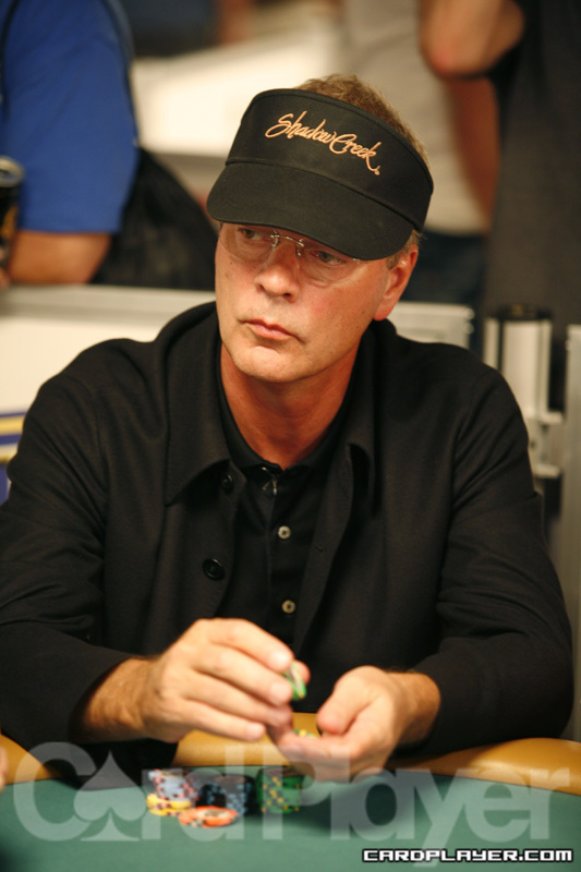 Der Pokerspieler Bobby Baldwin