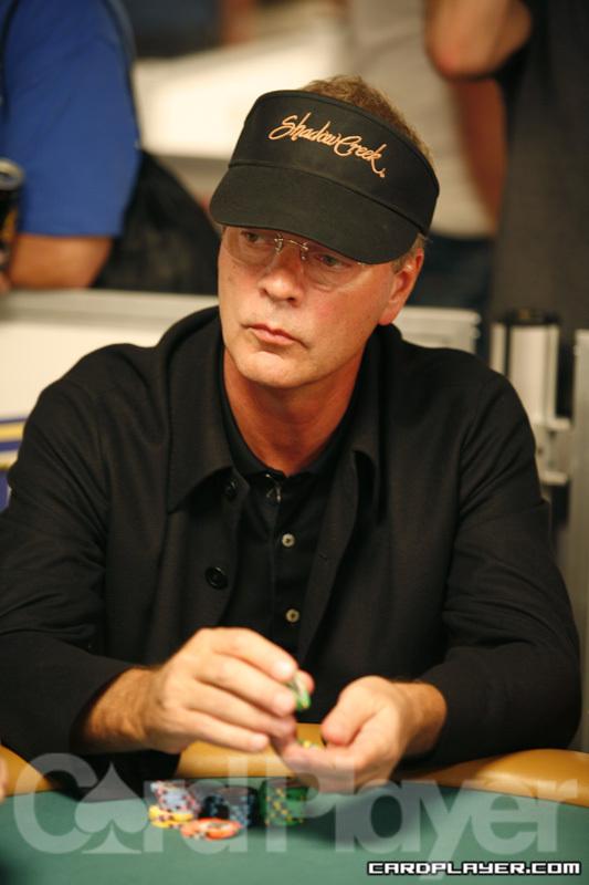 Der Pokerspieler Bobby Baldwin